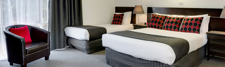 All rooms are ground floor, suitable for both business or leisure